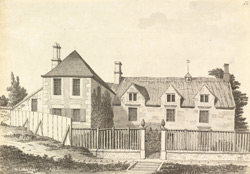 Dr Harrington's house at Kelston